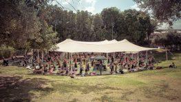 פסטיבל היוגה הבינלאומי -Yoga Fest