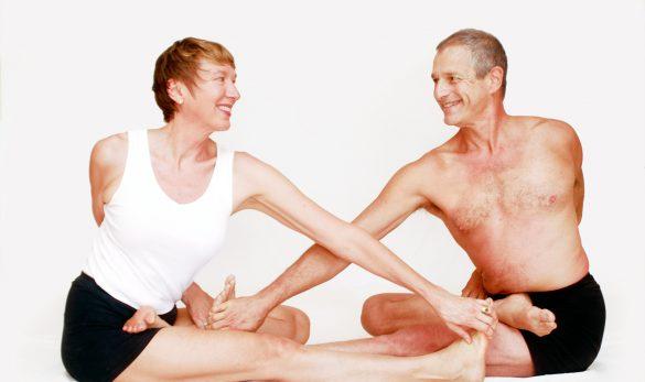 סדנאות איינגר עם Mary Obendorfer & Eddy Marks
