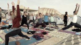 טיול תרגול של Shala Yoga